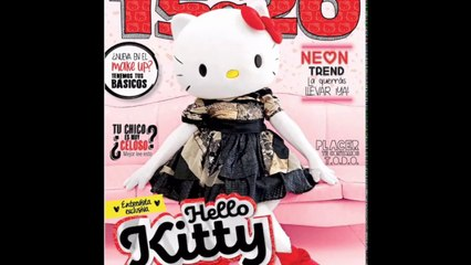 Hello Kitty en portada | 15ª20 abril