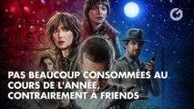 Pourquoi Friends est une mine d'or pour Netflix