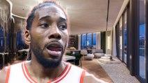 Toronto Raptors Offering Kawhi Leonard A FREE PENTHOUSE Is He Stays In Toronto Next Season!