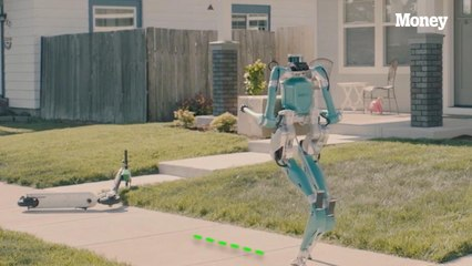 This walking robot could soon deliver packages right to your front door