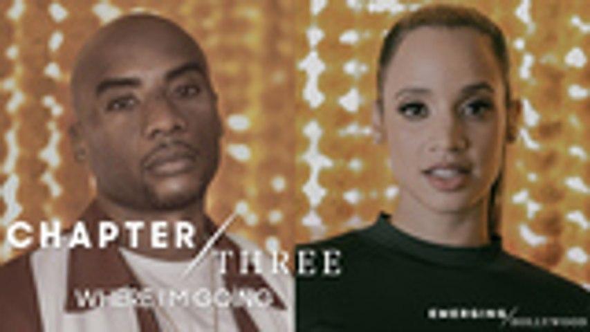 Dascha Polanco & Charlamagne tha God | Emerging Hollywood Chapter 3: Where I'm Heading