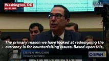 Mnuchin Says Harriet Tubman $20 Bill Will No Longer Come Out In 2020 Because It's Not A Priority