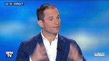 Benoît Hamon voudrait juger les crimes contre l'environnement au niveau européen
