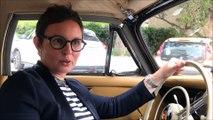 La Drômoise, Stéphanie Brandys, au rallye des princesses devra rouler à 40 km/h en Porsche de Paris à Saint-Tropez