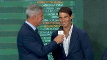 """Roland-Garros - Nadal : """"De bonnes sensations"""""""