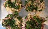 How to Make Sheet Pan Kale and Potato Hash