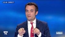 """Florian Philippot invite la jeunesse à quitter l'UE: """"On s'en va, on reprend notre liberté, on s'envole."""""""