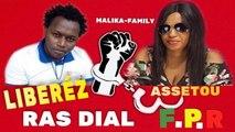 Idriss Elpro Martinez - Comment Ras Dial et Assetou peuvent être libre