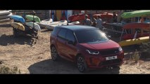Introducing the new 2020 Land Rover Discovery Sport