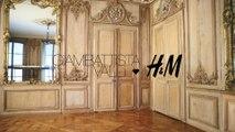Giambattista Valli × H&M teaser