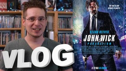 Vlog 600 John Wick Parabellum Video Dailymotion