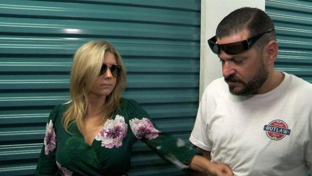 Storage Wars: Brandi and Jarrod's Lie Detector