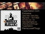2pac feat. Dany Boy, Big Syke - I Ain't Mad At Cha Live