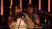 Red Hot Chili Peppers - Scar Tissue (Live) Legendado em PT/ENG