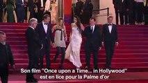 Tarantino agacé par une question sur le rôle de Margot Robbie