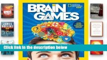 Popular National Geographic Kids Brain Games: The Mind-Blowing Science of Your Amazing Brain -