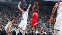 Raptors take 3-2 series lead over Bucks with Game 5 win