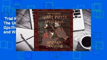 Trial New Releases  The Unofficial Harry Potter Spellbook: Wizard Training: Black and White