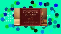 Trial New Releases  The World's Funniest Lawyer Jokes: A Caseload of Jurisprudential Jests by