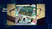 Escape from Mr. Lemoncello's Library  Review