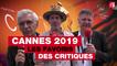 Cannes 2019: le palmarès des critiques