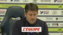Mercadal «Une saison éprouvante» - Foot - L1 - Caen