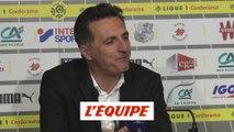 Pélissier «Très heureux de maintenir Amiens en Ligue 1» - Foot - L1 - 38e j.
