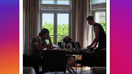Le chanteur Mika dévoile son compagnon sur Insta