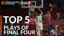 Top 5 plays of the Final Four