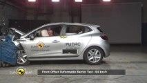 Renault Clio - Crash Tests 2019