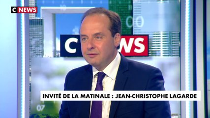 Jean-Christophe Lagarde - CNews vendredi 24 mai 2019