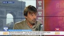 """""""Je n'ai aucune amertume."""" Nicolas Hulot ne regrette pas d'avoir quitté le gouvernement"""