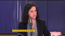 """Immigration : """"J'ai honte pour la France, ils ont fermé les portes à l'Aquarius pendant plusieurs semaines"""" estime Manon Aubry"""