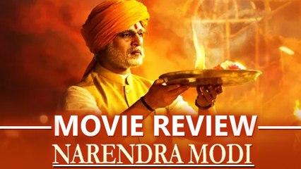 PM Narendra Modi Movie Review  Vivek Oberoi Omung Kumar