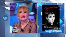 """Jeanne Mas : La chanteuse raconte pourquoi Nagui """"a un problème"""" avec elle"""