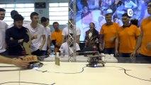 Reportage - Les robots s'invitent sur le Campus Universitaire