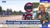"""Jehanne Collard sur le retour aux 90km/h en Haute-Marne: """"Cette décision est prise dans l'urgence à la veille d'une élection européenne"""""""