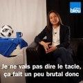 Mondial 2019 : Nadia Benmokhtar, consultante France Bleu pour l'équipe de France de football