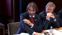 Audition au Sénat du 23 mai 2019 - Intervention de L.De Luca sur l'apports des sciences et technologies à la restauration de Notre-Dame de Paris