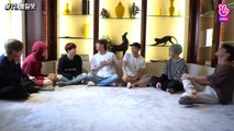 BTS VLIVE RUN EP 72  - Behind the scene