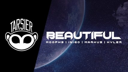 """Beautiful"" Official Lyric Video (feat. Kyler) - Markus, Inigo, Moophs"