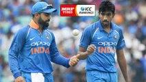 ICC Rankings : Virat Kohli,Jasprit Bumrah Go Into 2019 World Cup As No.1 || Oneindia Telugu