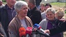 RTV Ora - Banorët e Mbrostarit në protestë: S'kemi rrugë për të shkuar në shtëpi