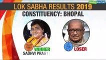 Top winners and losers of Lok Sabha polls 2019