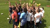 Journée de lutte contre le racisme, l'antisémitisme et les discriminations dans le sport 2019
