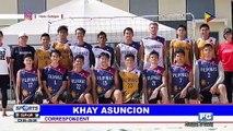 Nat'l Handball team sa PH Beach Games