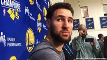 Basket-Ball - NBA - Klay Thompson HEATED After Finding Out He Didn't Make All-NBA