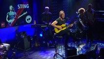 Sting en live et en interview dans le Double Expresso RTL2