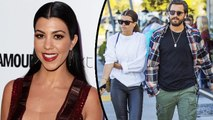 Kourtney Is Very Proud Of Her Relationship With Ex Scott & His GF Sofia