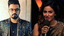 Hina Khan shares romantic post for boyfriend Rocky Jaiswal; Check out | FilmiBeat